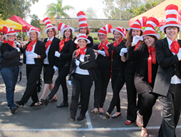 Dr Suess Rocked at Book Week